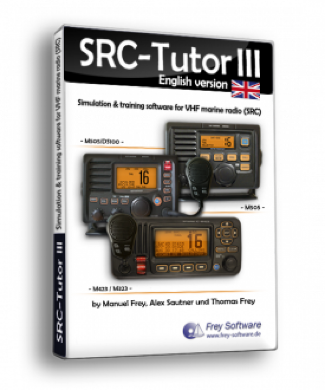 Lernsoftware: SRC-Tutor III (English)